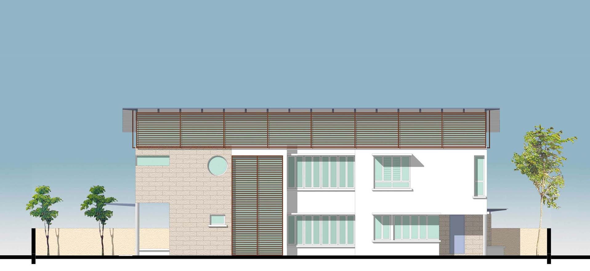 Right elevation-colour-s (2)