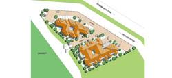 Site Plan Coloured