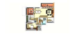 Penthouse Lower Floor