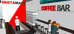 5 coffee bar