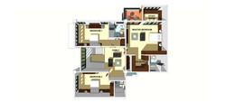 Penthouse Upper Floor