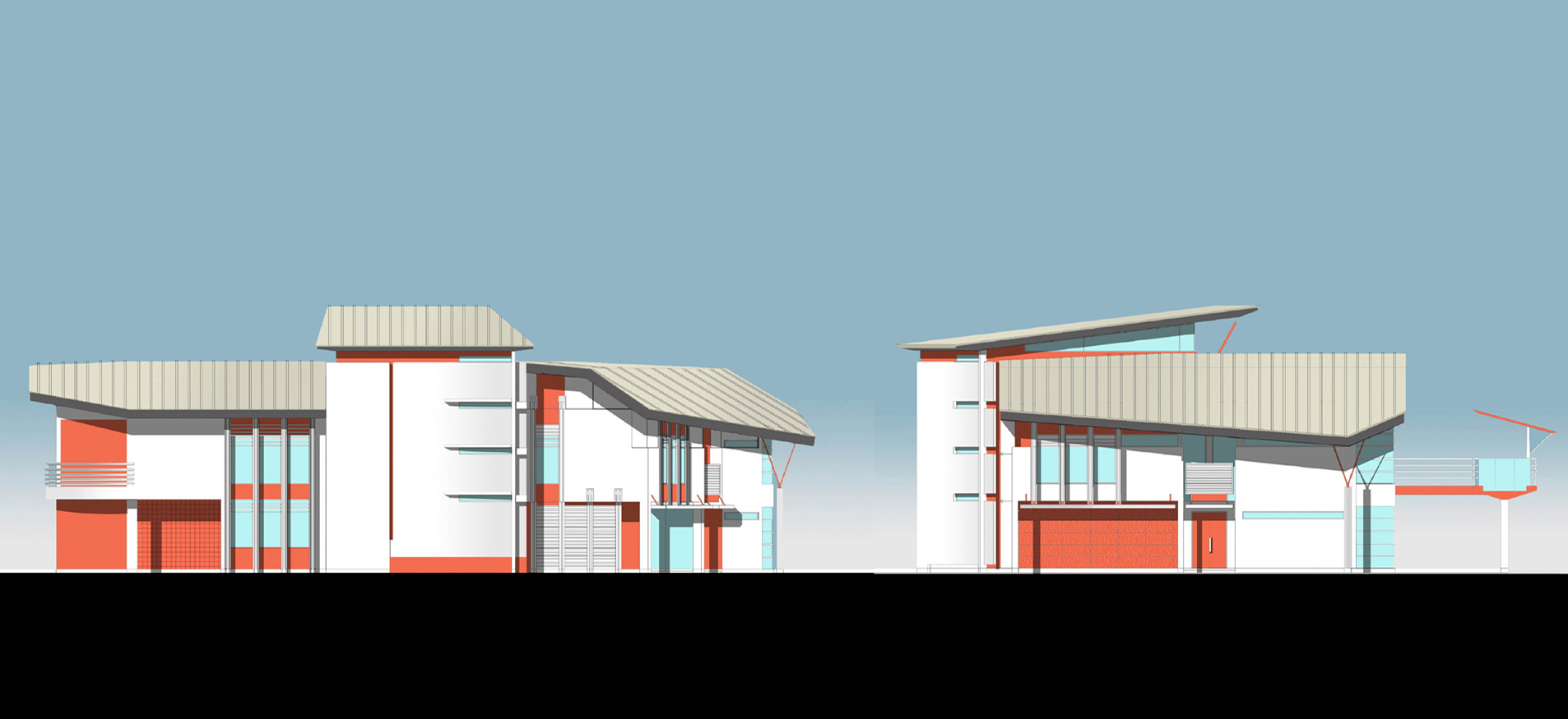 Lot 45-combined elevations