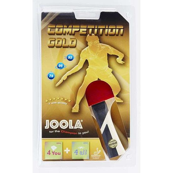 JOOLA COMPETITION GOLD