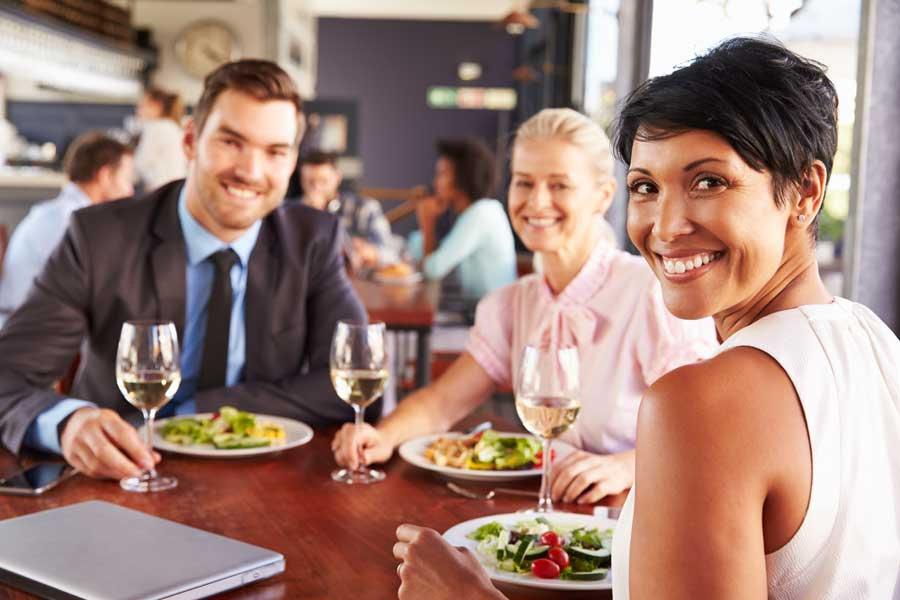 Prenotazione pranzi di lavoro