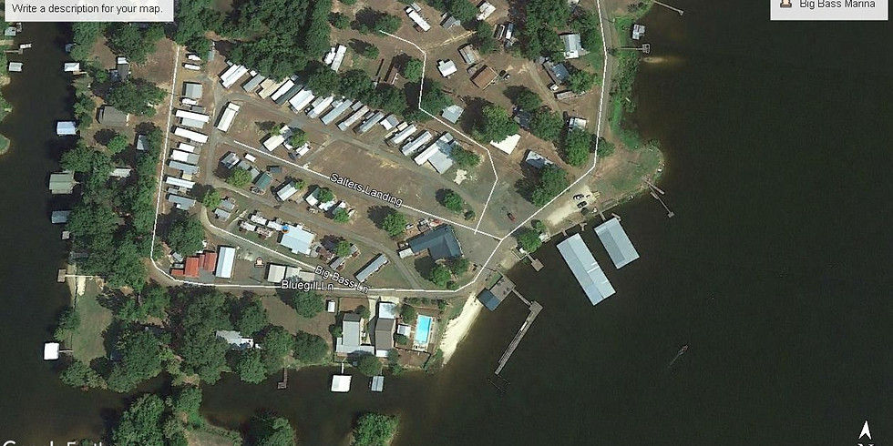 2021 Spring West Qualifier, Big Bass Marina, Toledo Bend Reservoir