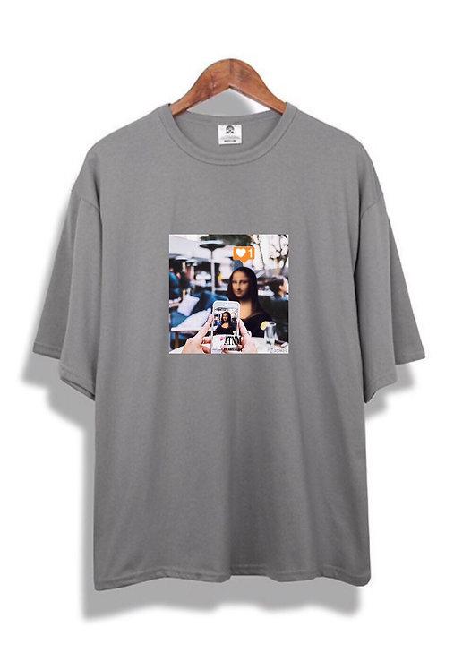 Investigated T-Shirt Grey