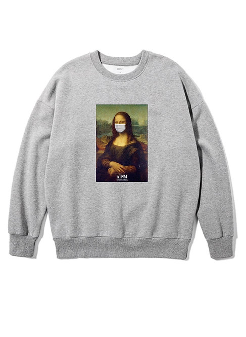 Protect Mona Crewneck Grey