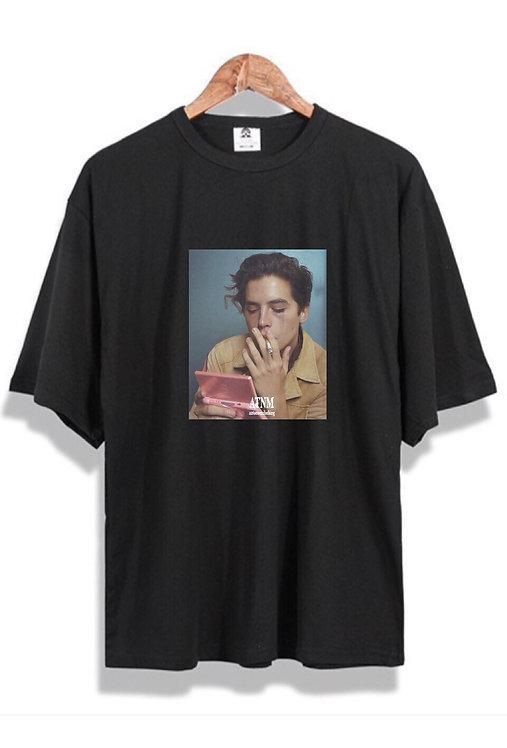 Chuck Head T-Shirt Black