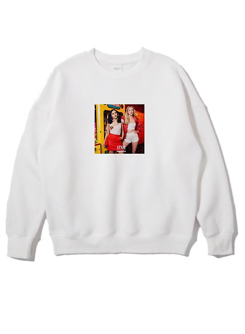 Riverwixen Crewneck White