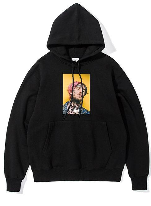 Lil Peep Hoodie Black