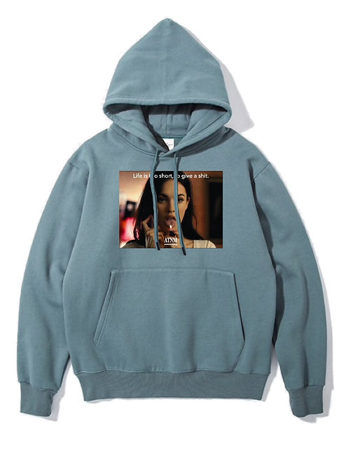 Don't Give A Shit Hoodie Mint