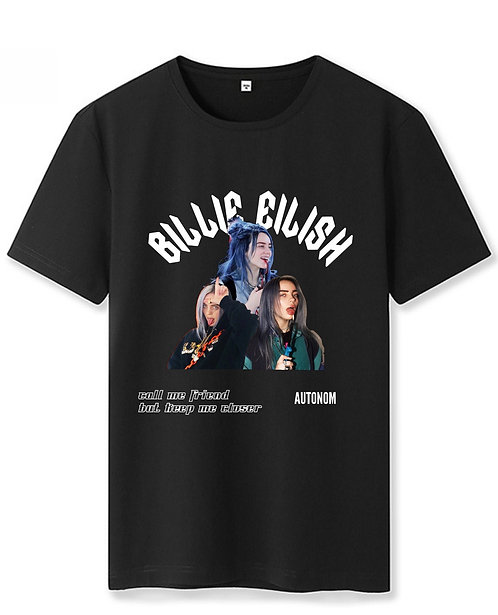 Retro Billie Eilish Tee