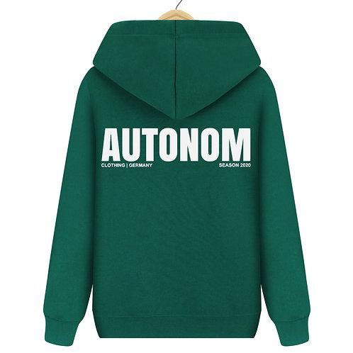 Autonom Back Hoodie