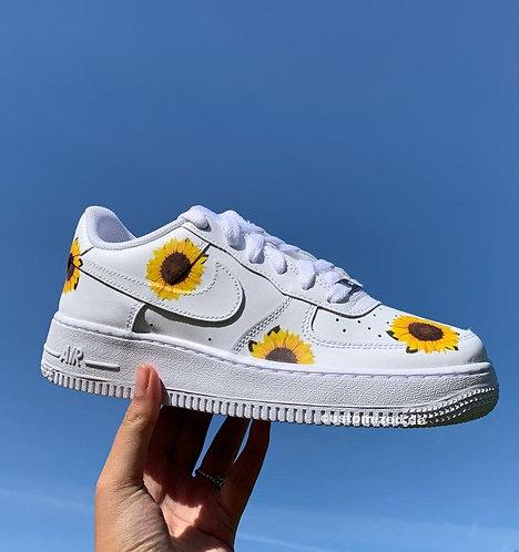 Air Force 1 Sun Flower