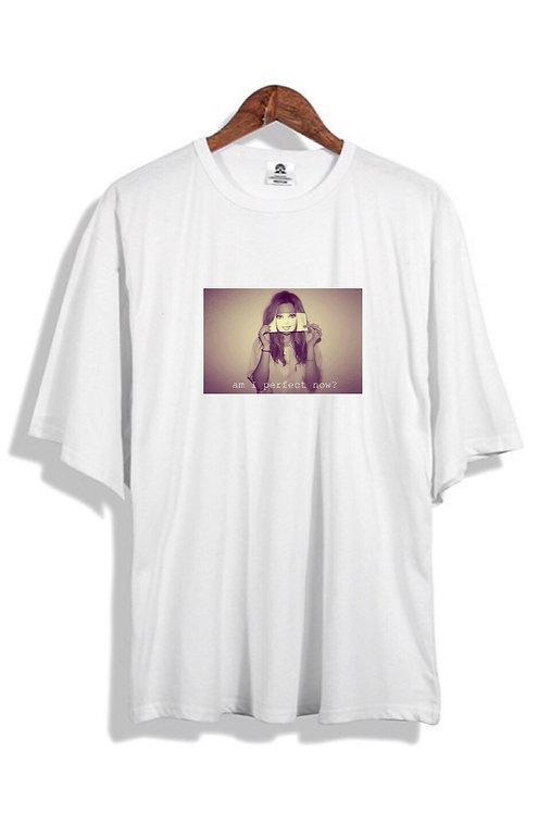 Am I Perfect T-Shirt White