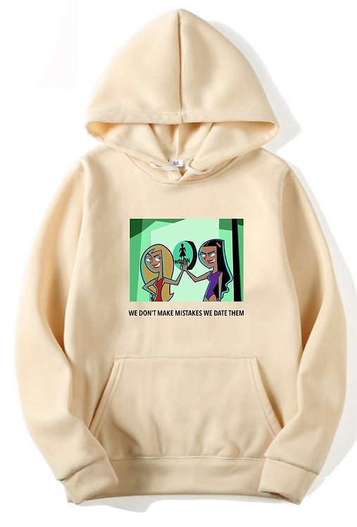 No Mistake Duo Hoodie