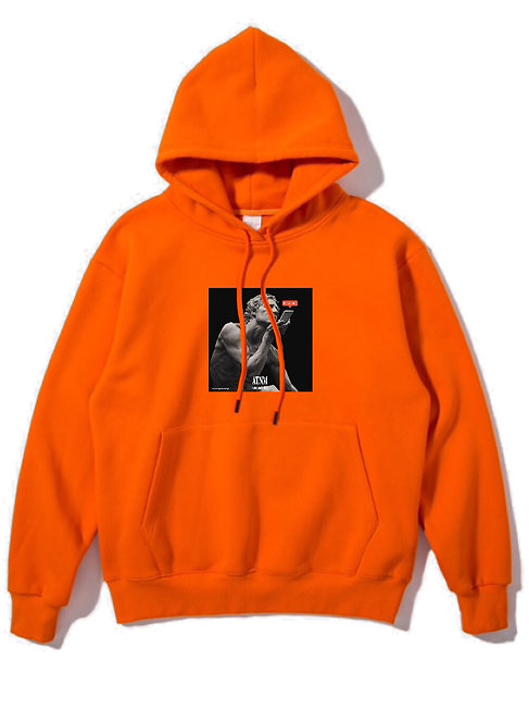 Dependence Hoodie Orange