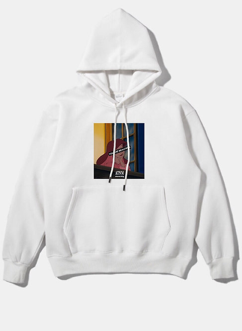 Your Beautiful Hoodie White