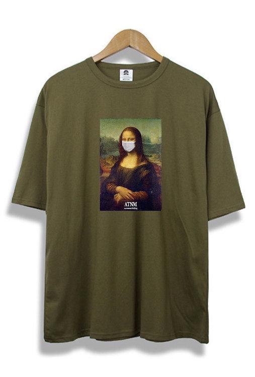 Protect Mona T-Shirt Olive