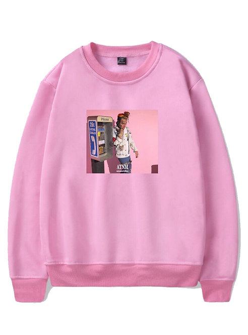 6ix9ine Crewneck Pink