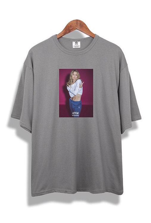 Gigi Hadid T-Shirt Grey