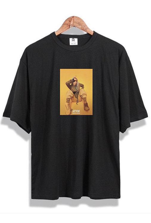 Billie Eilish T-Shirt Black