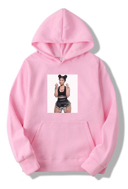 Nicki Minaj Hoodie Pink