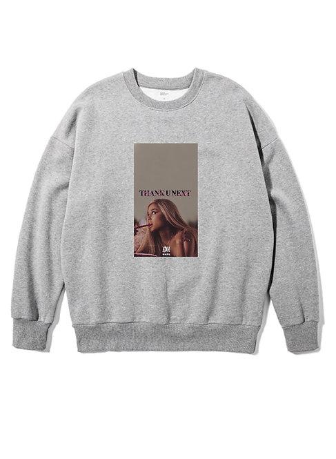 Ariana Grande Crewneck Grey