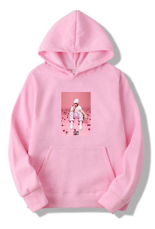 Lil Xan Crewneck Pink