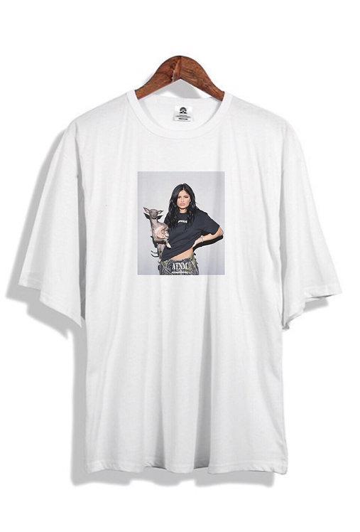 Kylie Jenner T-Shirt White