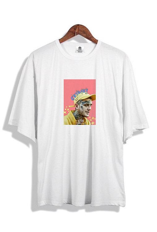 Lil Peep T-Shirt White