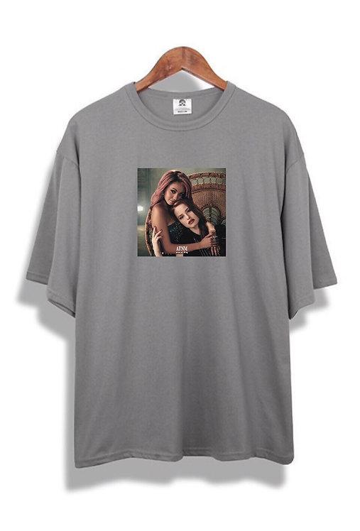 R x G T-Shirt Grey