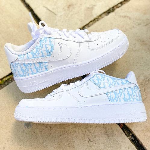 Air Force 1 Di*r blue