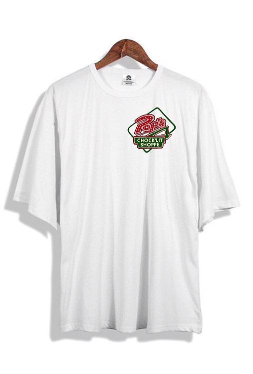 Pops T-Shirt White