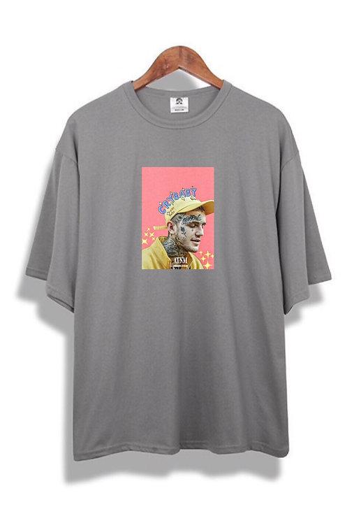 Lil Peep T-Shirt Grey