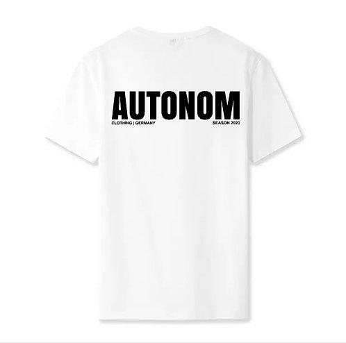 Autonom Back Shirt