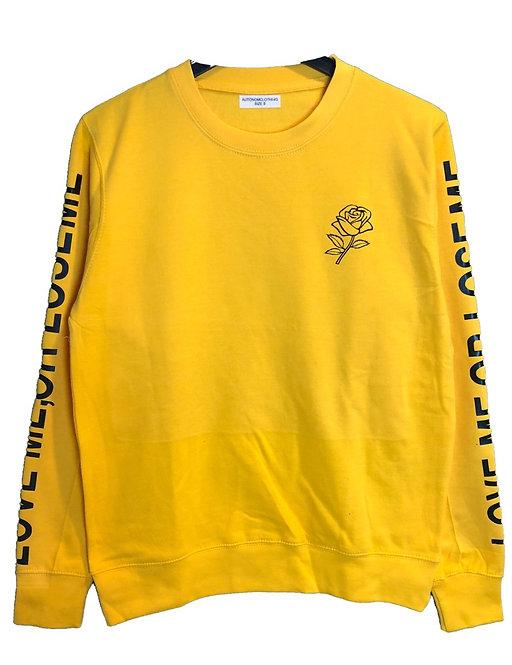 Love Lose Rose Sweater