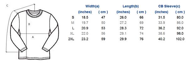Size_Table_-_76400_Gildan®_Asian_Fit_Pre