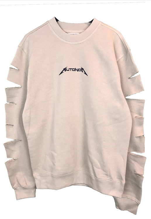 Dis Metal Sweater