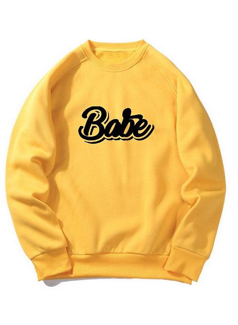 Babe Crewneck