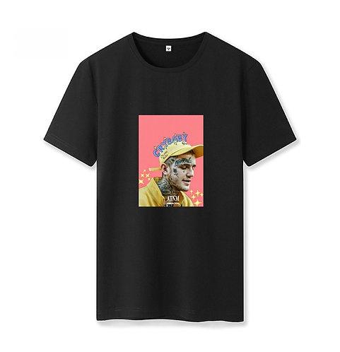 Lil Peep Shirt Black