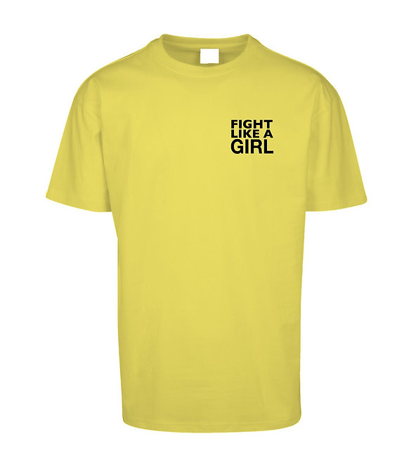 Fight Girl Tee