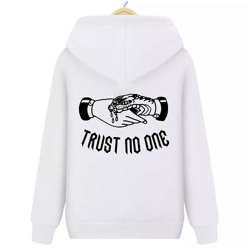 Trust No One Hoodie