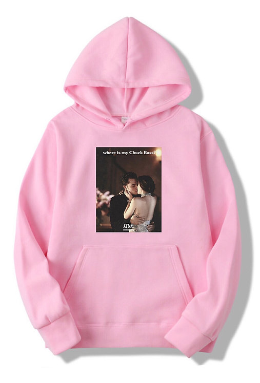 Where is my Chuck Bass Hoodie Pink