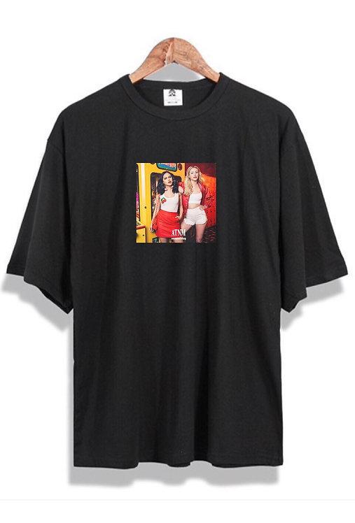 Riverwixen T-Shirt Black