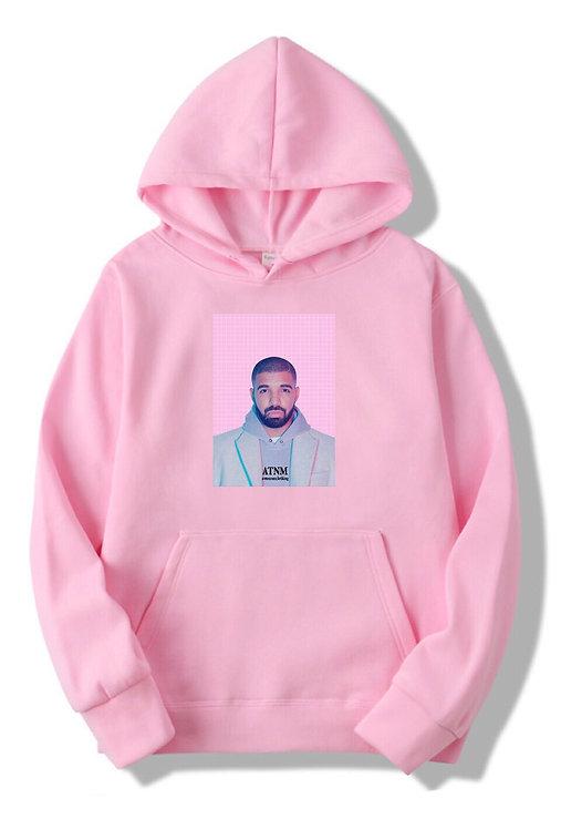 Drake Hoodie Pink