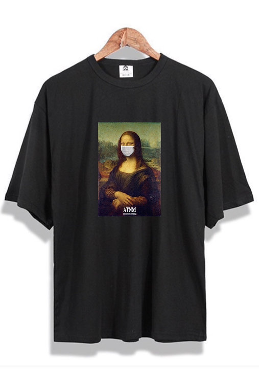 Protect Mona T-Shirt Black