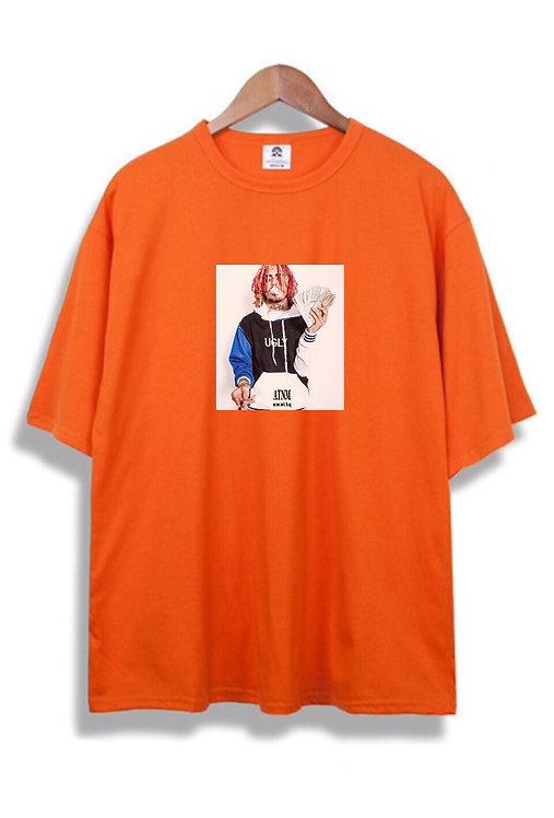 Lil Pump Tee Orange