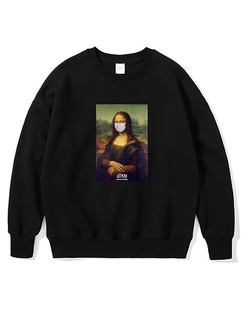 Protect Mona Crewneck Black