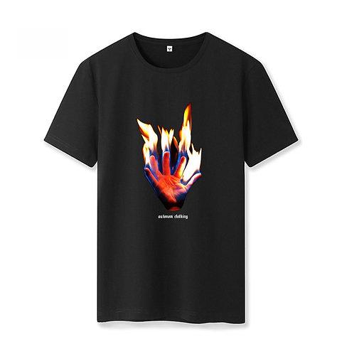 Burning Hand Shirt